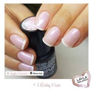 Layla Milano - 1-Baby-pink