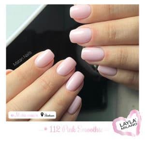Layla Milano - 112-Pink-Smoothie
