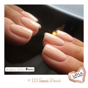 Layla Milano - 113-Sweet-Heart