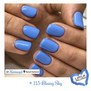 Layla Milano - 115-Bluing-Sky