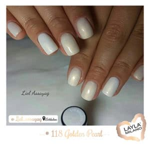 Layla Milano - 118-Golden-Pearl