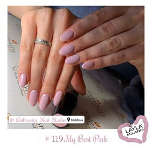 Layla Milano - 119-My-Best-Pink