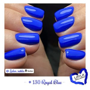 Layla Milano - 130-Royal-Blue