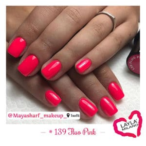 Layla Milano - 139-Fluo-Pink