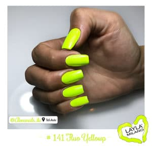 Layla Milano - 141-Fluo-Yellow