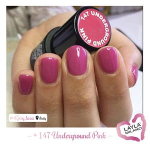 Layla Milano - 147-Underground-Pink
