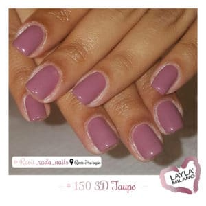 Layla Milano - 150-3D-Taupe