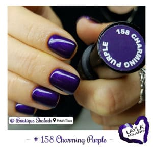 Layla Milano - 158-Charming-Purple