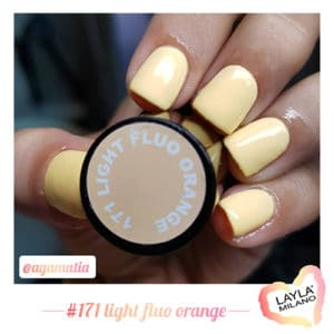 Layla Milano - 171-Light-Fluo-Orange