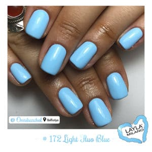 Layla Milano - 172-Light-Fluo-Blue