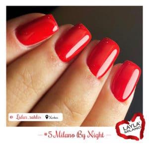 Layla Milano - 5-Milano-By-Night