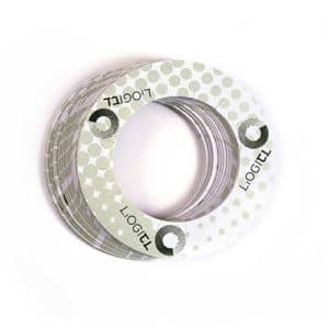 טבעת מגן לשעווה - 50 יח'