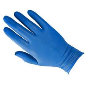 כפפות ניטריל - כחולות - 2