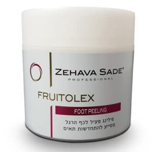 FRUITOLEX 100ML זהבה שדה