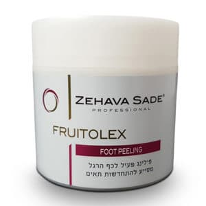 FRUITOLEX 250ML זהבה שדה