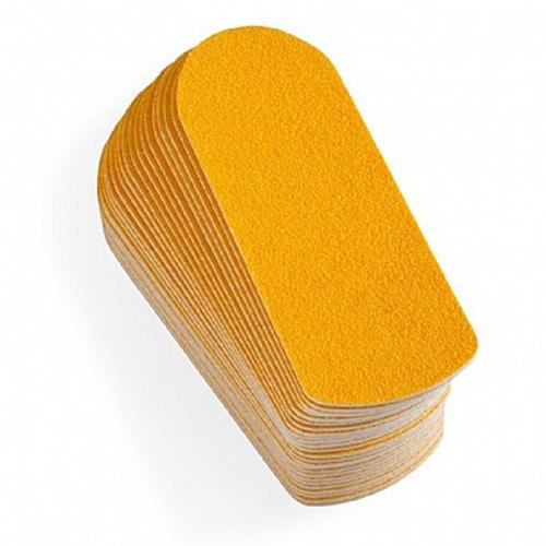 מדבקות שיוף גס - צהוב - ברוקס