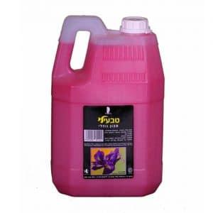 סבון נוזלי טבעילי - 4 ליטר
