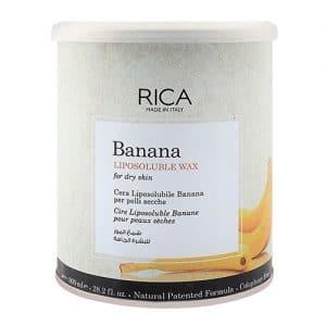 שעווה - בננה - 800 גרם - RICA