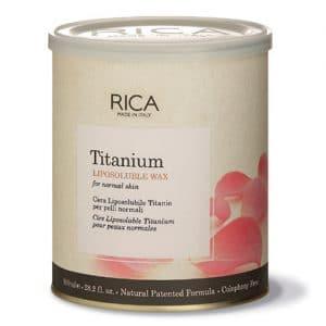 שעווה - טיטניום - 800 גרם - RICA
