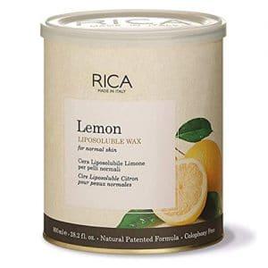 שעווה - לימון - 800 גרם - RICA