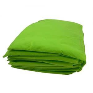 סדין גומי ירוק - 10 יחידות - ביוטי דיפו